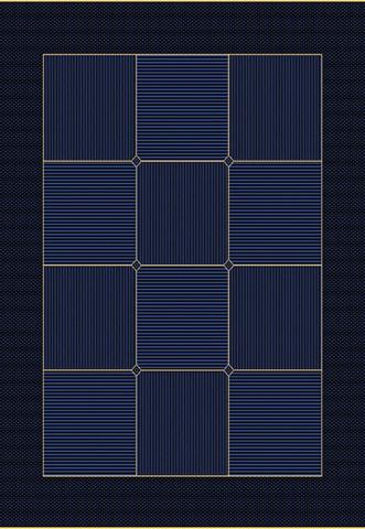 Suva 4022-0321 Blue/Black