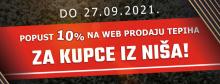 Akcija za Web kupce iz Niša