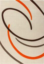 Lambada 466 Ivory/orange