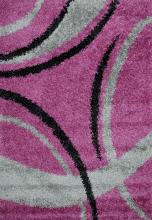 Natural Shaggy 01 Pink
