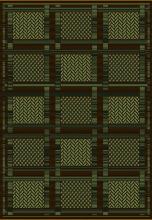 Suva 4547-1921 Green/Black